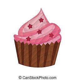 おいしい, cupcake
