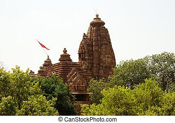 おそらく, javari, 寺院, khajuraho