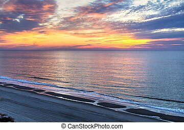おはよう, ギンバイカ, 浜