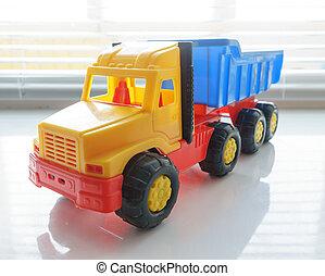 おもちゃのダンプトラック, 終わり
