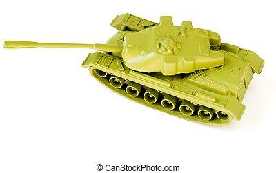 おもちゃの戦車