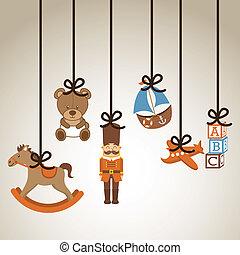 おもちゃ, デザイン