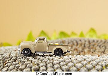 おもちゃ, ピックアップ トラック