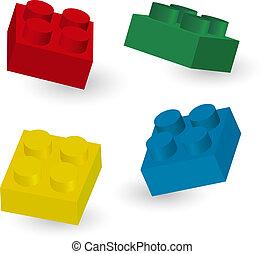 おもちゃ, 立方体