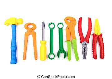 おもちゃ, 道具