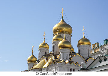 お告げの祝日, モスクワ, 大聖堂, -