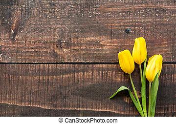 お気に入り, flowers?, 私, definitelly, tulips!