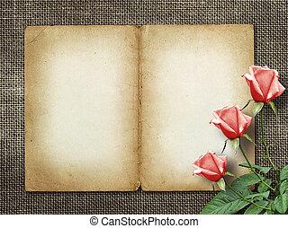 お祝い, バラ, 黄色, 招待, ∥あるいは∥, カード