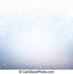 お祝い, 冬, 背景, 砂糖をまぶされた