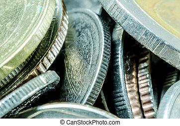 お金, そして, coins:, 終わり
