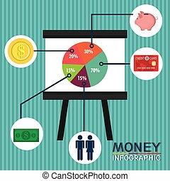 お金, セービング, design.