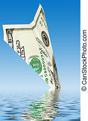 お金, 危機