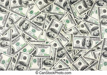 お金, 背景