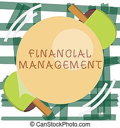 お金, 財政, 効果的である, ビジネス, 効率的である, 写真, 提示, 管理しなさい, 執筆, メモ, 方法, 資金, showcasing, management.