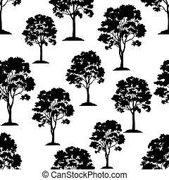 かえで, 木, seamless