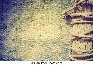 かせ, ロープ