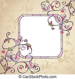かわいい, カード
