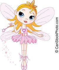 かわいい, 妖精