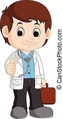 かわいい, 漫画, 医者