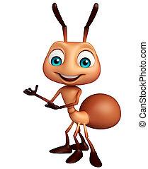 かわいい, 漫画, 面白い, 蟻, 特徴