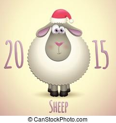 かわいい, sheep