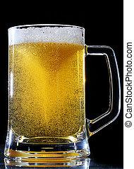 きらめき, ビールガラス