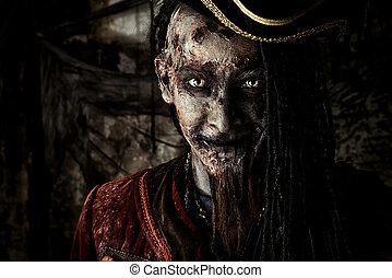 けが人, 海賊, 死んだ