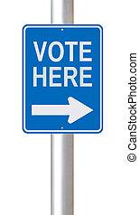 ここの投票