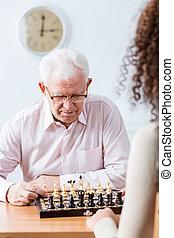 これ, マスター, チェス