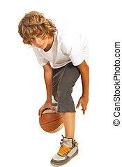 したたること, バスケットボール, ティーネージャー