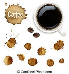 しみになる, コーヒー セット, カップ