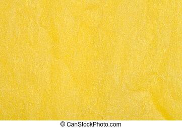 しわにされたペーパー, 黄色