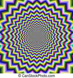 しわ, 切口, psychedelia