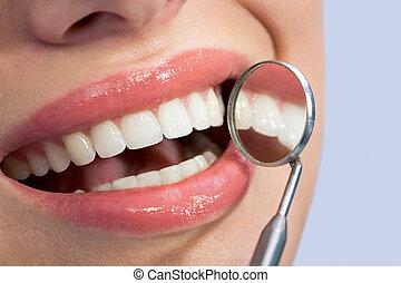 すてきな歯