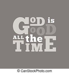 すべて, よい, ワイシャツ, ポスター, 神, 飛行, 活版印刷, t, 時間, 印刷, ∥あるいは∥