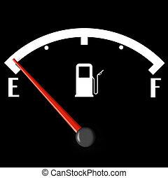 すべて, オイル, ガス, もの, 関係した, 燃料