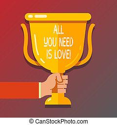 すべて, 概念, テキスト, love., 必要性, 海原, 執筆, 感謝, 意味, roanalysisce., ...