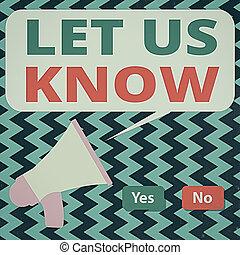 そうさせられた, 選択, ボタン, スピーチ, 正直, know., 手, 泡, 印象, 許しなさい, 概念, 執筆, テキスト, 私達, 赤, megaphone., ビジネス, 興味, 緑, 提示, 作りなさい, 個人, ∥あるいは∥, 写真