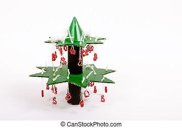 それぞれ, 小片, -, タオル, パスタ, 層, 木。, チューブ, 私達, 飾られる, のり, 作りなさい, 使うこと, ステップ, 星, クリスマス, 黒, 連結しなさい, これ, ペーパー, ペイントされた, トランク, いかに, 指示, 他