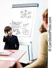 それら, 成人, ビジネス, 寄付, 天才, 講義, プレゼンテーション, 話すこと, 子供