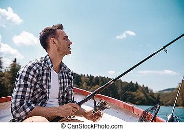 ∥それ∥, よい, 釣り, 日