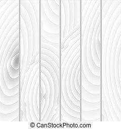たたき切る, イラスト, -, 白, texture., ∥あるいは∥, surface., 切断, テーブル, 床, 木製である, ベクトル, 板, 木