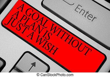 ただ, 計算, 写真, 印, コンピュータキーボード, 作成しなさい, ゴール, 作りなさい, wish., intention, テキスト, 概念, 赤, 提示, リーチ, 計画, キー, 反射, なしで, 作戦, 目的, document.