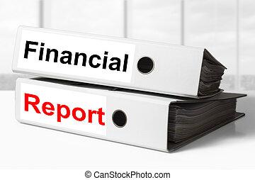 つなぎ, レポート, 財政, オフィス