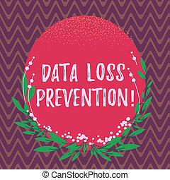つぼみ, breaches, 概念, 単語, ビジネス, 損失, 色, テキスト, 葉, invitation., データ, 形, 潜在性, ブランク, オバール, prevention., detects, 執筆, ボーダー, ソフトウェア