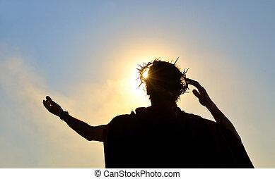 とげ, 王冠, キリスト, イエス・キリスト
