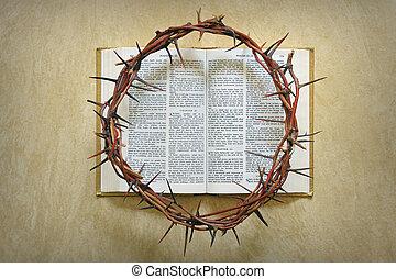 とげ, 聖書, 王冠