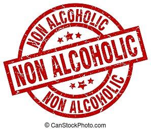 ∥ない∥, グランジ, アルコール中毒患者, 切手, ラウンド, 赤