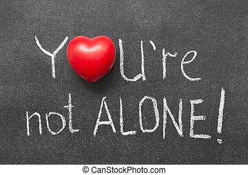 ない, 単独で