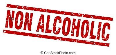 ∥ない∥, 広場, グランジ, アルコール中毒患者, 切手, 赤
